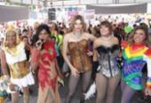 Dique do Tororó recebe 18ª da Parada LGBT+ | Foto: Uendel Galter | Ag. A TARDE