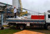 PF incinera mais de três toneladas de drogas na BA | Foto: Divulgação | Polícia Federal