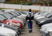 Leilão da Transalvador reúne mais de mil lotes de veículos | Foto: Raul Spinassé | Ag A TARDE