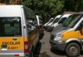 Vistoria de transportes escolares em Salvador começa nesta segunda | Foto: Bruno Concha | Secom PMS