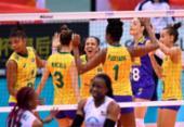 Vôlei feminino bate Camarões e sobe para o 4º lugar na Copa do Mundo | Foto: Divulgação | FIVB