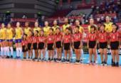 Seleção feminina de vôlei é atropelada pelos EUA e cai para 6º no Mundial | Foto: Divulgação | FIVB