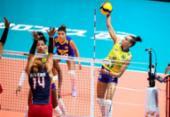 Seleção feminina de vôlei se recupera e volta a vencer na Copa do Mundo | Foto: Divulgação | FIVB