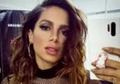 Anitta foge de fã que invade palco durante show em SP | Reprodução l Instagram