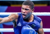 Hebert Sousa perde e fica com bronze no Mundial de Boxe | Divulgação | Rede do Esporte