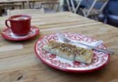 Gentileza e delícias marcam novo café em Brotas | Raphael Muller | Ag. A TARDE