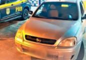 Carro é recuperado em Eunapólis 12 anos após o roubo | Divulgação | PRF