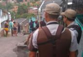 Três irmãos são assassinados a tiros dentro de casa   Léo Moreira   Ag. A TARDE