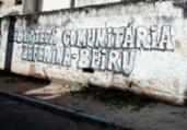 Jovens promovem exposições na periferia de Salvador | Tiago Caldas | Ag. A Tarde