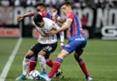 Bahia quebra série invicta no Brasileirão | Rodrigo Coca | Agência Corinthians