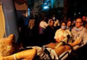 Número de mortos no incêndio no Rio sobe para 12 | Fernando Frazão | Agência Brasil