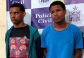 Suspeitos de latrocínio de delegado são presos em Feira | Divulgação | Ascom-PC