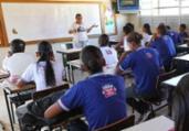 'Mais Estudo' oferta monitoria em escolas estaduais   Divulgação