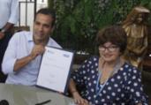 Começam obras de requalificação do Santuário Irmã Dulce | Luciano da Matta | Ag. A TARDE