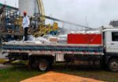 PF incinera mais de três toneladas de drogas na BA | Divulgação | Polícia Federal