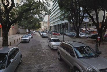Obra de requalificação volta a modificar trânsito na região do Comércio   Reprodução   Google Street View