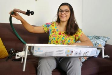 Baiana ganha prêmio da ONU para melhorar o planeta | Shirley Stolze | Ag. A TARDE