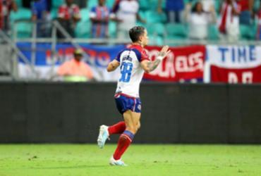 Bahia derrota o Botafogo na Fonte e segue na cola do G-6 | Adilton Venegeroles l Ag. A TARDE