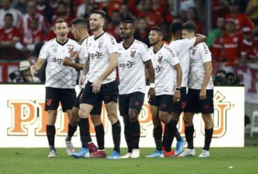 Athletico-PR vence Inter de novo e é campeão da Copa do Brasil | Itamar Aguiar l AFP
