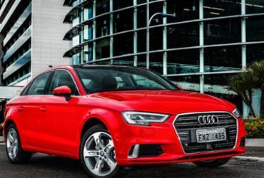 Audi A3 com motor 2.0 garante emoção e refinamento   Divulgação
