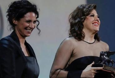 Bárbara Paz conquista prêmio de Melhor Documentário no Festival de Veneza | Reprodução | Instagram