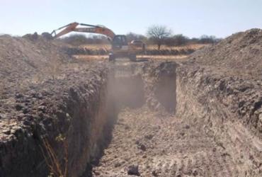 Mais 50 barreiros-trincheira estão sendo construídos em Pilão Arcado