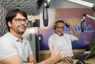 Bellintani nega desejo de concorrer ao cargo de prefeito, mas deixa porta aberta | Joá Souza | Ag. A TARDE