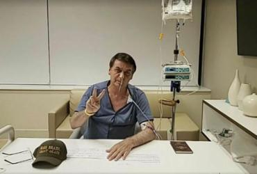 Bolsonaro tem alta e deixa hospital em São Paulo   Reprodução   Facebook
