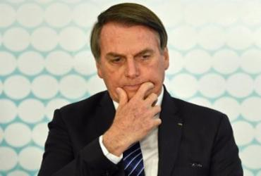 Bolsonaro fala sobre julgamento envolvendo Adélio Bispo na TRF-1   Evaristo Sá   AFP