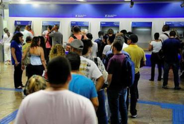 Caixa recomenda que clientes busquem informações sobre o FGTS | Tomaz Silva | Agência Brasil