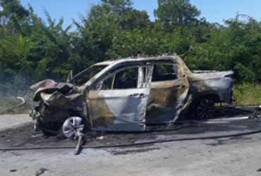 Quatro pessoas morrem e sete ficam feridos em colisão na BA-530   Reprodução   Camaçari Notícias