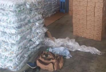Carga avaliada em meio milhão é recuperada em Lauro de Freitas | Divulgação | SSP