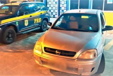 Carro roubado em Salvador é recuperado 12 anos depois em Eunapólis | Divulgação | PRF