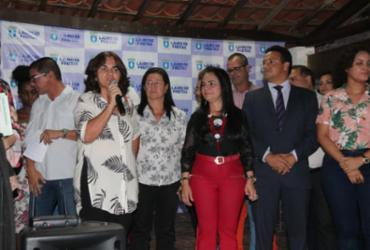 Novo Centro de Referência de Assistência Social é inaugurado em Lauro de Freitas