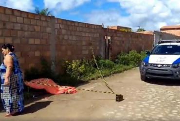 Cigana de 68 anos é executada a tiros no Recôncavo baiano | Reprodução
