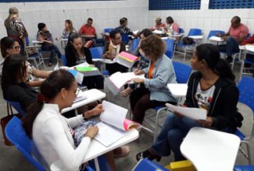 Educadores realizam Conselho de Classe com foco nas aprendizagens