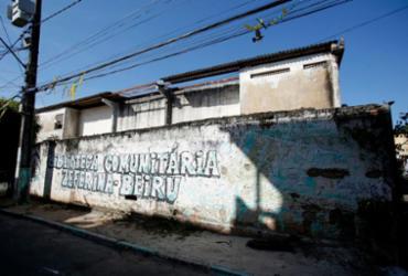 Jovens do Programa Corra Pro Abraço promovem exposições na periferia de Salvador   Tiago Caldas   Ag. A Tarde