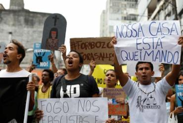 Brasil não fará parte da cúpula do clima porque não mostrou interesse, afirma ONU | Raul Spinassé | Ag. A Tarde