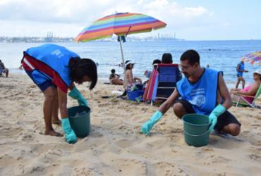 Ação de limpeza de praia de Ilhéus marcará o Dia Mundial de Limpeza de Rios e Praias