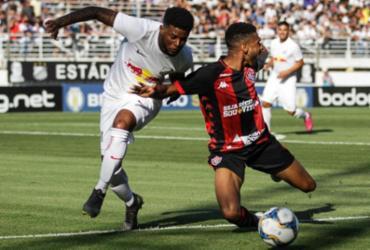 Com gols relâmpago, Vitória perde para o Bragantino e estaciona no Z-4 | Fábio Morais | Estadão Conteúdo