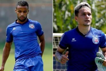 Bahia deve jogar mais ofensivo para bater Avaí fora de casa | Felipe Oliveira | EC Bahia | Divulgação