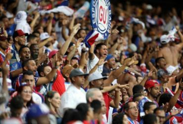 Venda de ingressos para Bahia x Athletico tem início nesta terça | Adilton Venegeroles | Ag. A TARDE
