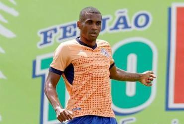 Sem atuar, zagueiro deixa o Bahia e retorna para o Corinthians   Felipe Oliveira   EC Bahia
