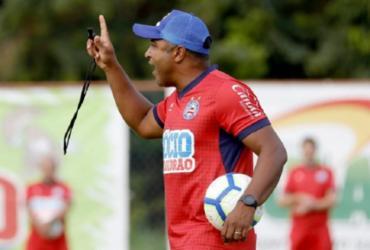 Artur não tem lesão constatada, mas fica fora de treino   Felipe Oliveira   EC Bahia