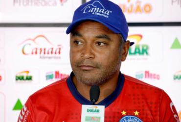 Com dúvidas, Roger Machado faz mistério sobre escalação   Felipe Oliveira   EC Bahia