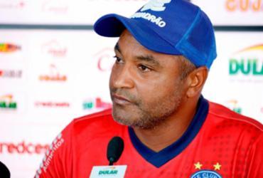 Roger Machado liga o alerta com maratona de jogos do Bahia | Felipe Oliveira | EC Bahia