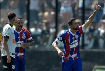 Bahia se impõe fora, vence o Vasco e segue na briga direta pelo G-6   Thiago Ribeiro   AGIF