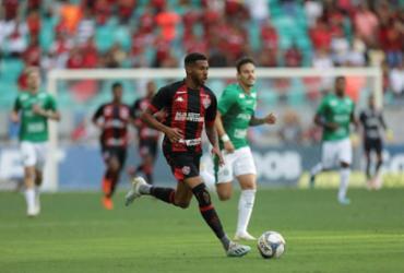 Em retorno à Fonte Nova, Vitória joga mal e perde para o Guarani | Adilton Venegeroles | Ag. A TARDE