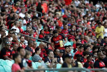 Vitória inicia venda de ingressos para duelo contra o Atlético-GO | Adilton Venegeroles | Ag. A TARDE