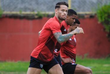 Para sair da degola, Vitória visita o líder Bragantino em São Paulo | Letícia Martins | EC Vitória